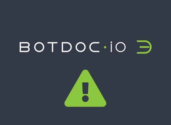 Botdoc API Planned Maintenance –  December 19, 2020