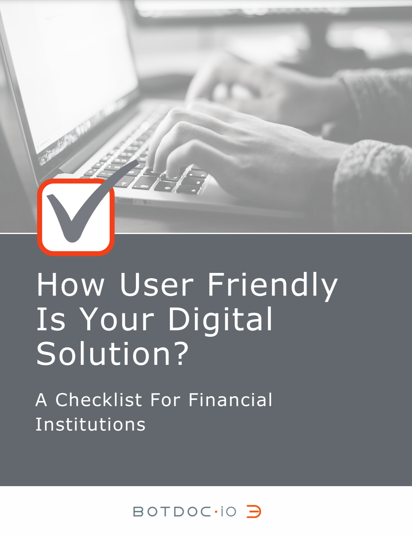 Cover for How User Friendly is Your Digital Solution